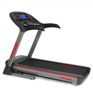 Tapis roulant Fassi F 10.6 Hrc Home Fitness
