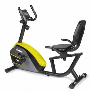 Cyclette Recumbent Diadora Galaxy Comfort